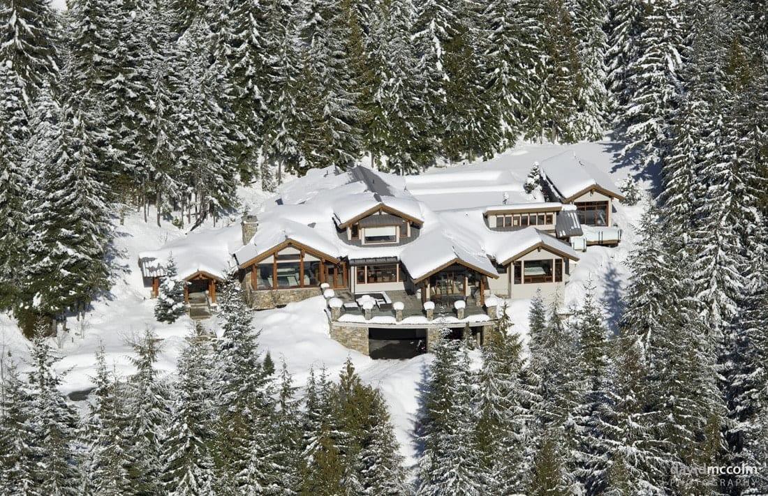 Belmont Estate - Whistler Heli Chalet