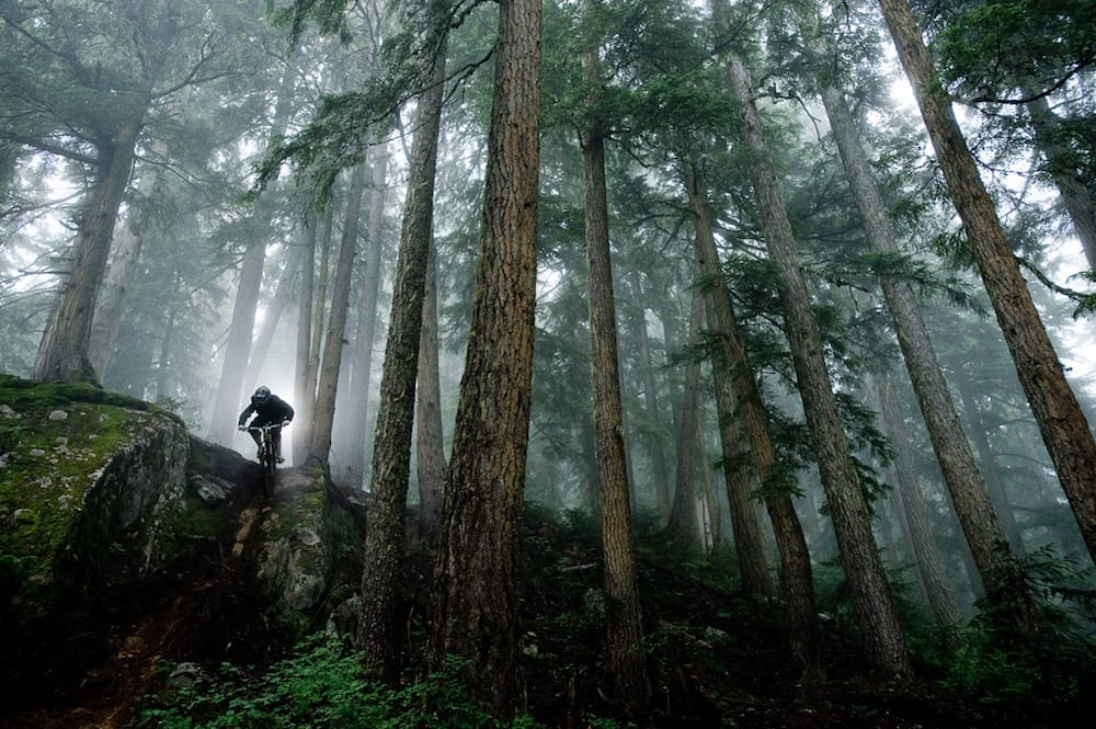 Mountain Biking I Whistler Canada I Trail Riding I Cross