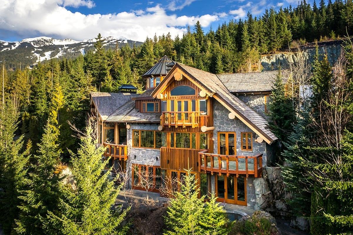 Whistler akasha 03 whistler luxury chalets villas Whistler cabin rentals