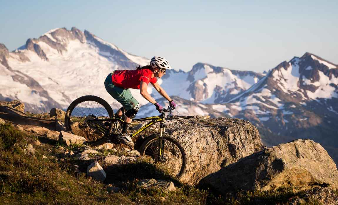 Whistler Mountain Biking