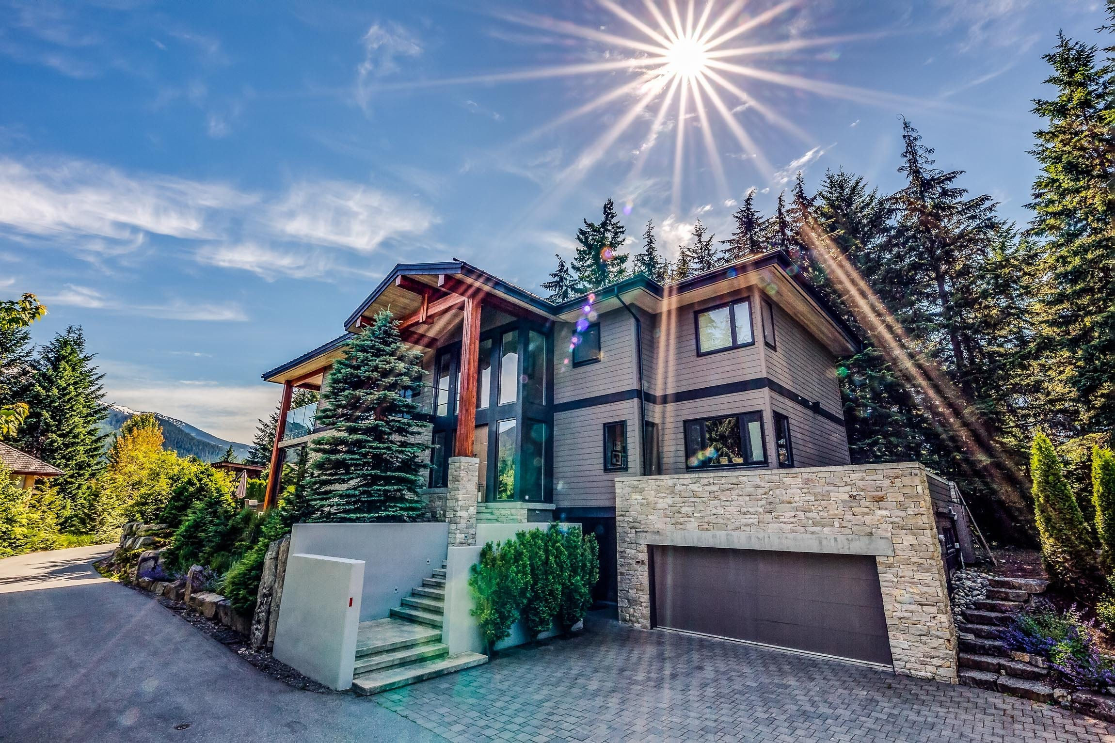 Whistler Luxury Chalets And Vacation Rentals With Vip