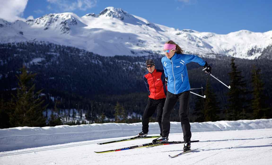 Whistler Nordic Skiing