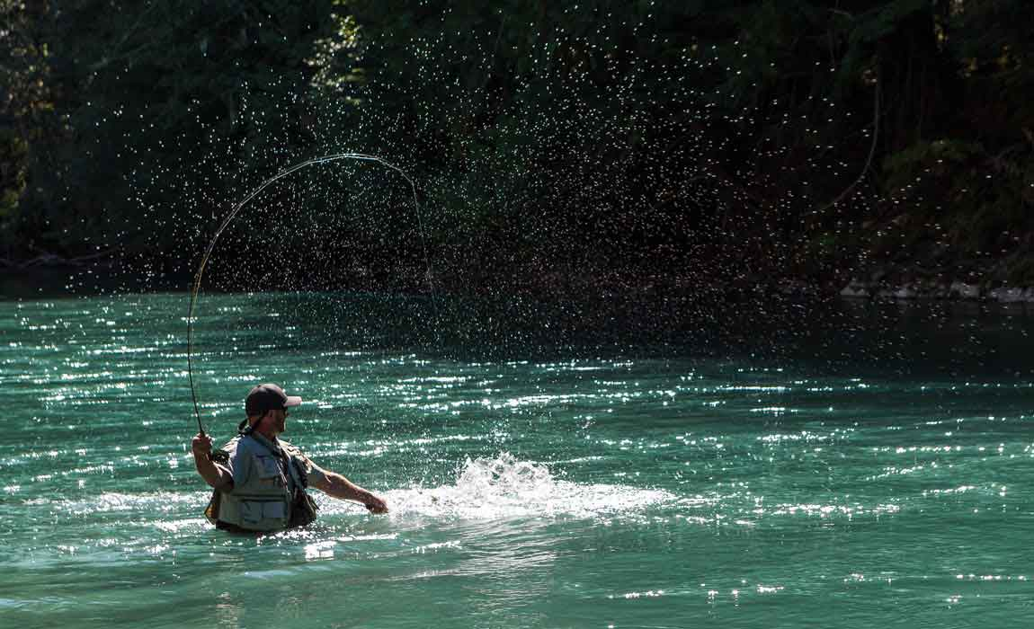 Whistler Fly Fishing Tours