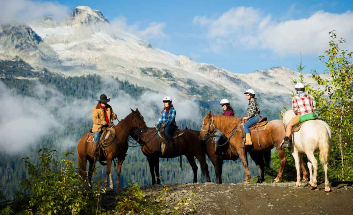 Whistler Horseback Riding