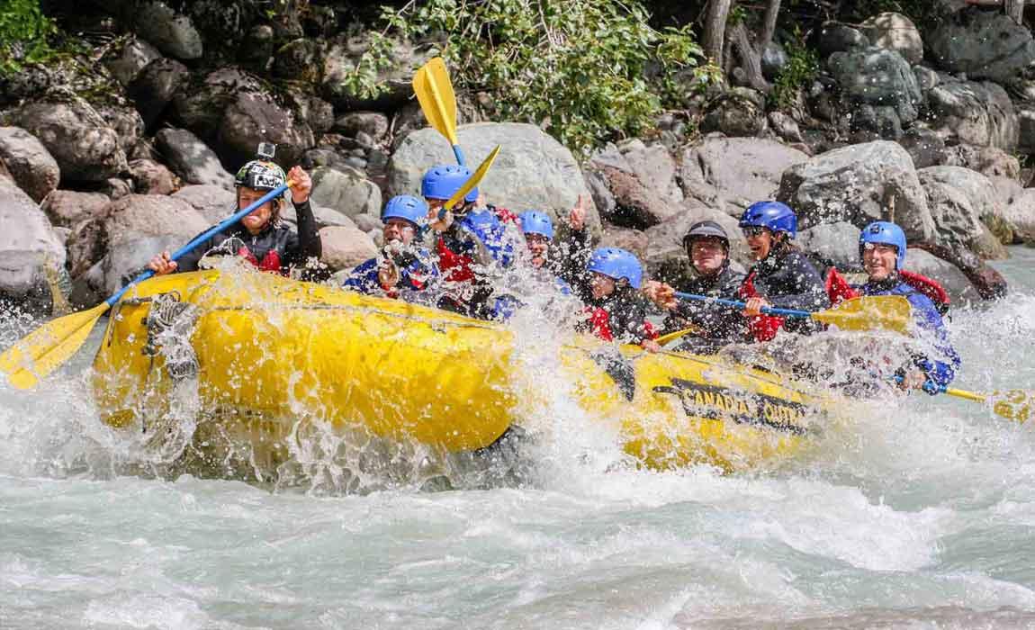 Whistler Rafting