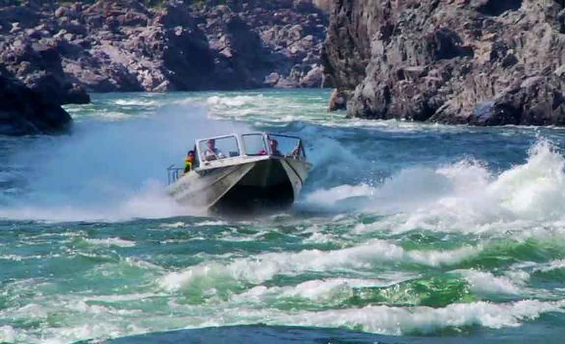 Whistler Jet Boating Tours