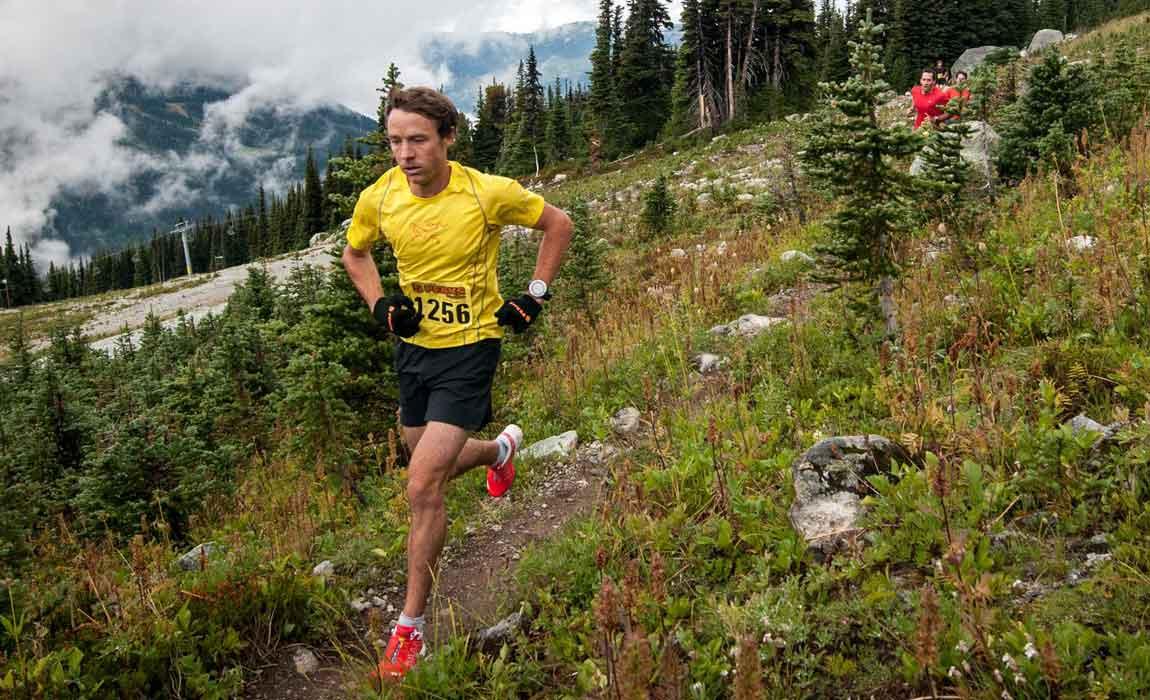 Whistler Running