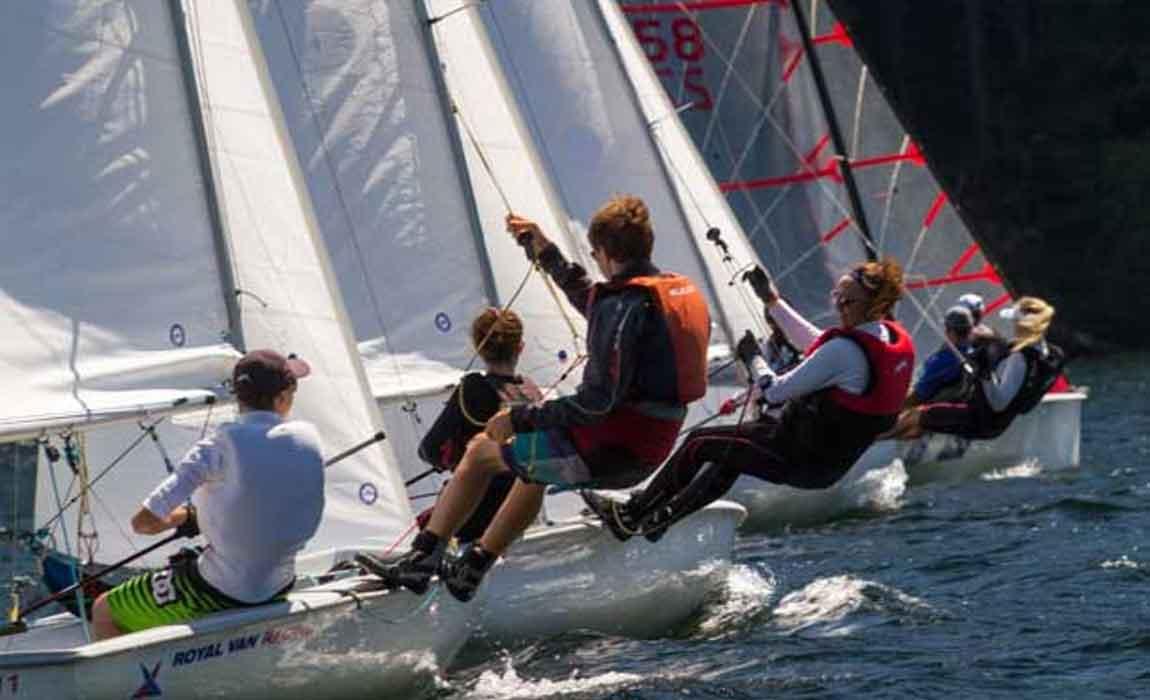 Whistler Sailing