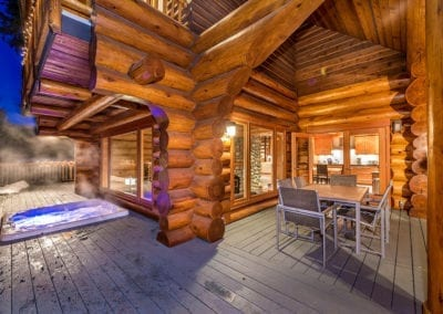 Chalet Mont Blanc, Whistler, BC. Luxury Retreats