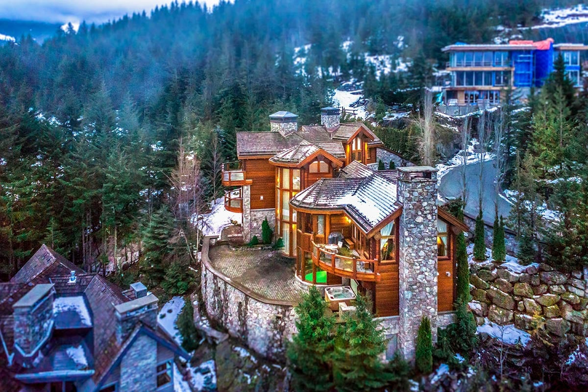 Breathtaking Mediterranean House Plan 36475tx additionally 15 Winter Cabins On Airbnb For A Quick Escape further 25 Million Price Cut For Tranquility Lake Tahoe Mansion in addition Log Home Floor Plans also awesomeazagents. on mansions luxury homes colorado