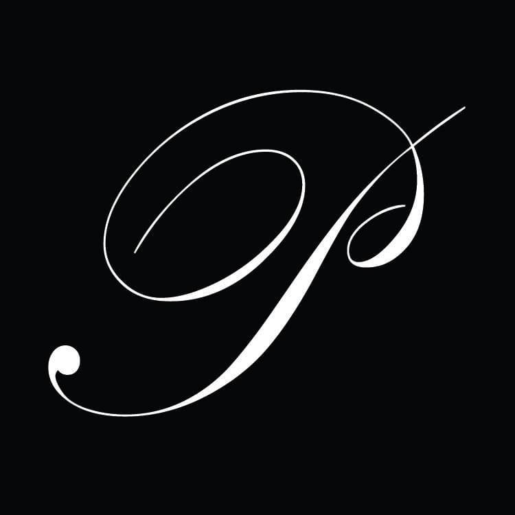 Premium Experiences P logo black