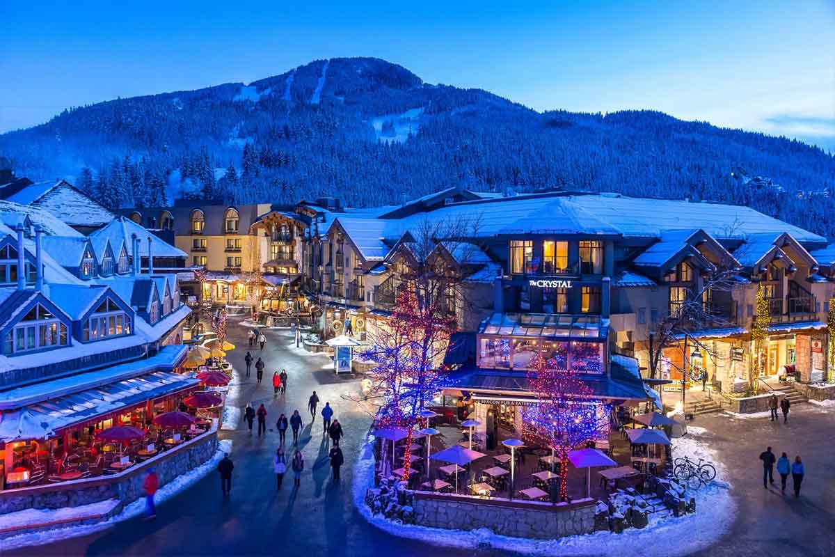 Hotels Near Whistler Village
