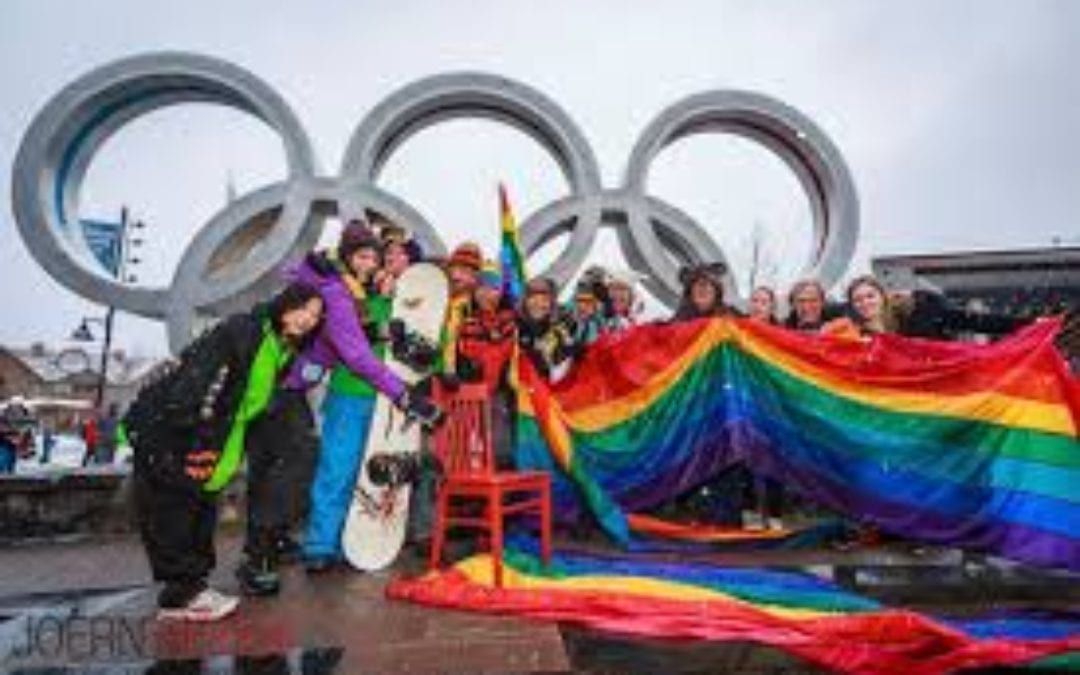 Pam Ann Touches down for Whistler Pride and Ski Festival