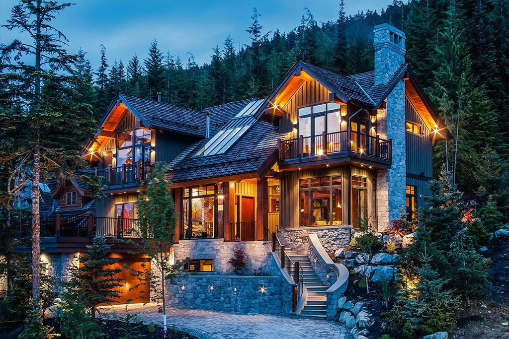 The Horstman Estate Whistler