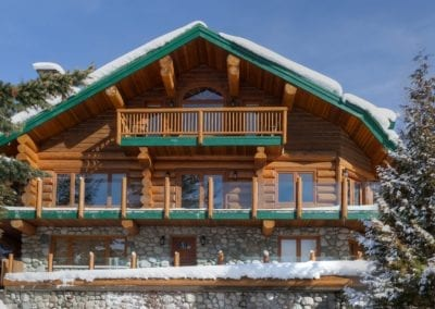 Snowridge Lodge Whistler